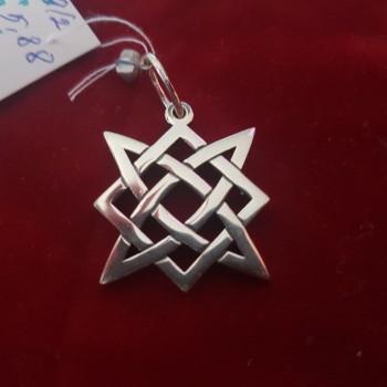 Квадрат Сварога/серебро 925 пр