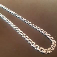 Цепь Бисмарк 60 см/серебро 925пр
