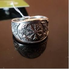 "Перстень ""Шлем Ужаса "" / 925пр"
