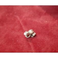 Денежная жабка/серебрение
