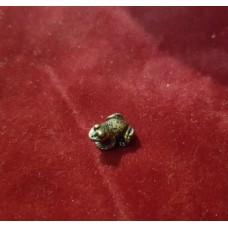 Денежная жабка /бронзовое покрытие