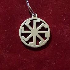 Ладинец в круге/серебро 925пр
