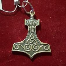 Молот Тора /серебро 925пр