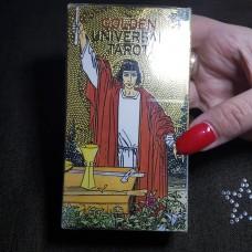 Таро Уэйта универсальное золотое
