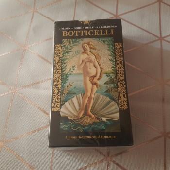 Золотое Таро Боттичелли/Lo Scаrabeo Italy