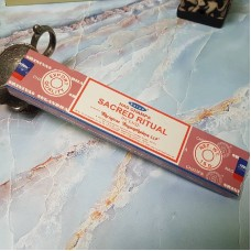 Аромапалочки Sacred Ritual Священный  ритуал/ Satya