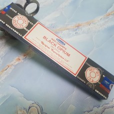 Аромапалочки Black opium Чёрный  опиум/Satya