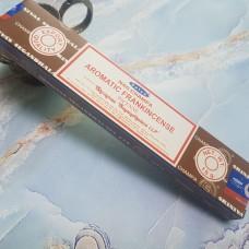 Аромапалочки Frankincense Ароматный Ладан/Satya