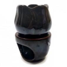 Аромалампа керамическая Цветок