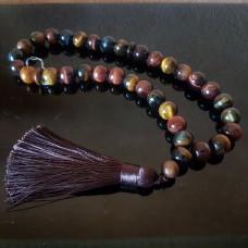 Четки из натуральных камней от сглаза
