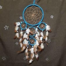 Ловец снов большой голубой