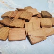 Заготовки деревянные /красная яблоня
