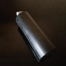 Свеча черная восковая/ диаметр 35мм