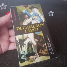 Таро Декамерон/реплика Ло Скарабео