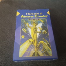 Таро Тота Алистера Кроули/Оригинал AGM AG Muller Urania