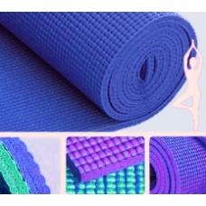 Коврик для йоги 173х61х0,6/Синий
