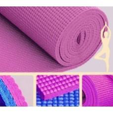 Коврик для йоги 173х61х0,6/Светло-розовый