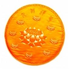 Подушка для медитации диаметр 50см
